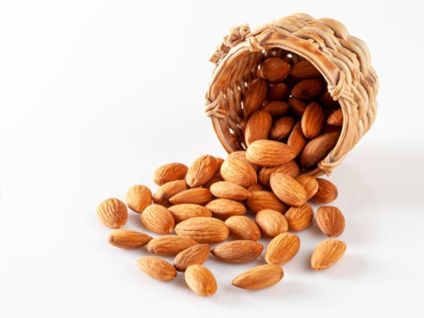 Raw organic almonds 10 pound bulk